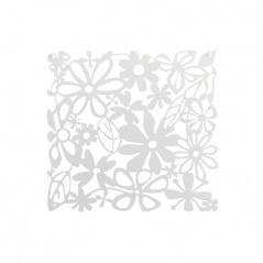 Panele dekoracyjne 4 szt. Koziol Alice białe