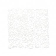 Panele dekoracyjne 4 szt. Koziol Fusion białe