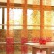 Panele dekoracyjne 4 szt. Koziol Fusion pomarańczowe KZ-2036509