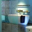 Panele dekoracyjne 4 szt. Koziol Oxygen transparentne KZ-2041535