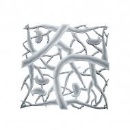 Panele dekoracyjne 4 szt. Koziol Pi:p antracytowe