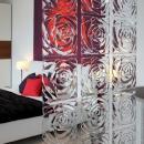 Panele dekoracyjne 4 szt. Koziol Romance antracyntowe