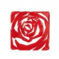 Panele dekoracyjne 4 szt. Koziol Romance czerwone