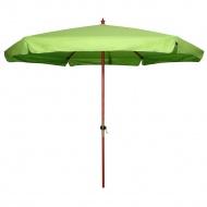Parasol Ogrodowy Drewniany 300 cm : Kolor - Apple Green
