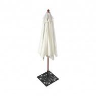 Parasol ogrodowy Varjo Kokoon Design biały