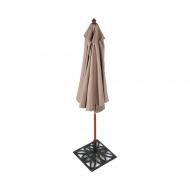 Parasol ogrodowy Varjo Kokoon Design brązowy