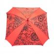 Parasol Reisenthel Umbrella ruby dots RYM3014