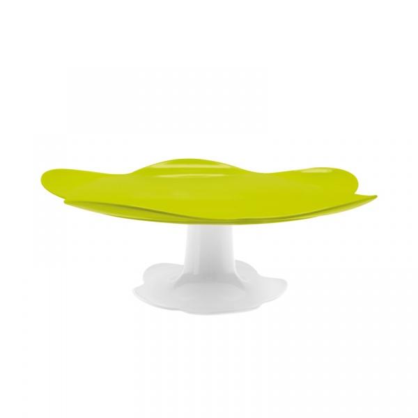 Patera Zak! Designs Sweety biało-zielona 1283-N950