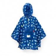 Peleryna mini maxi poncho M abc friends blue