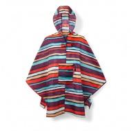 Peleryna PONCZO Mini Maxi Reisenthel artist stripes