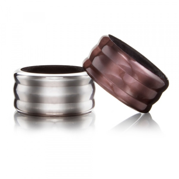 Pierścień przeciw kapaniu do wina Vacu Vin 2 szt. VV-18595606