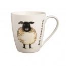 PK- Kubek 350ml, Back To Front Sheep Mug