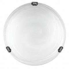 Plafon 11x40cm Lampex P2 Duna biały