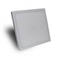 Plafon 22,5x4 cm Light Prestige Eremo biały