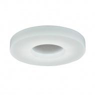 Plafon Kenzo Lampex 40cm biały