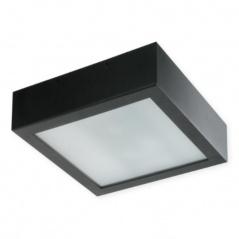 Plafon Ventana 216 Lampex czarny