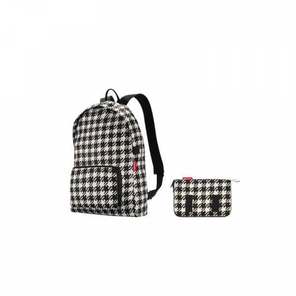 Plecak Reisenthel Mini Maxi Rucksack fifties black RAP7028