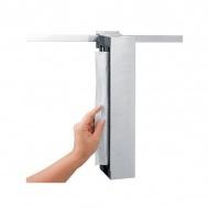 Podajnik do folii kuchennej 37,2x6,7cm Brabantia Kitchen Today srebrny
