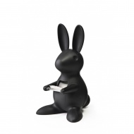 Podajnik taśmy Desk Bunny czarny 10114-BK