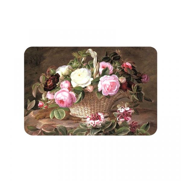 Podkładka na stół Nuova R2S Masterpiece kosz kwiatów 350 DER