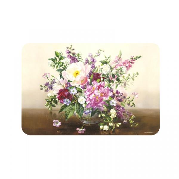 Podkładka na stół Nuova R2S Masterpiece kwiaty 350 BQN