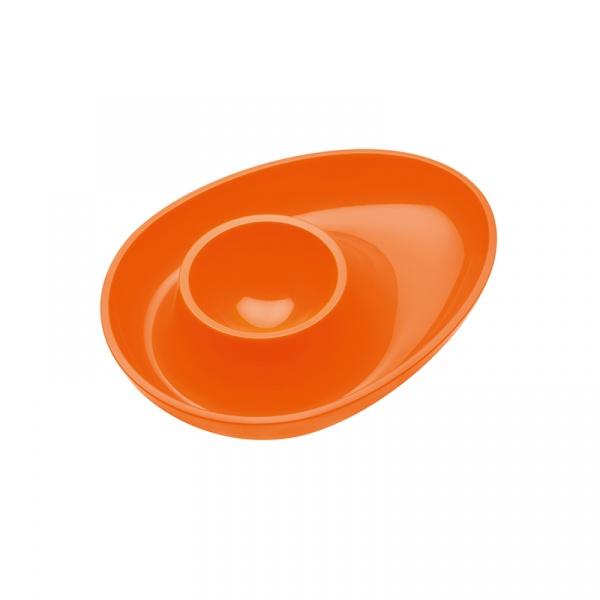 Podstawka do jajka Koziol Columbus pomarańczowa KZ-3004100