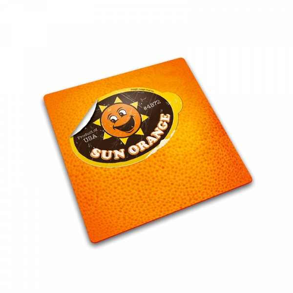 Podstawka kwadratowa Orange Sticker Joseph Joseph 90048