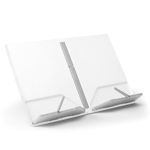 Podstawka pod książkę kucharską lub tablet Joseph Joseph Cookbook biała 40051
