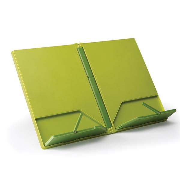 Podstawka pod książkę kucharską lub tablet Joseph Joseph Cookbook zielona 40052