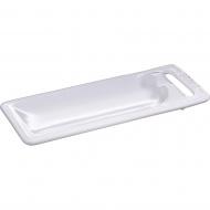 podstawka pod łyżkę, biały