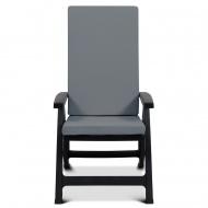 Poduszka Montreal na krzesło ogrodowe : Kolor - S-23