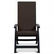 Poduszka Montreal na krzesło ogrodowe : Kolor - S-27