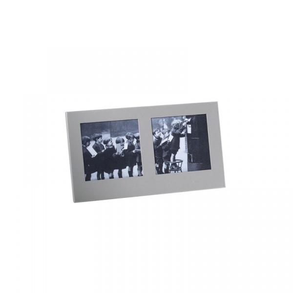 Podwójna ramka na zdjęcia 6 x 6 cm Philippi Matz P173004
