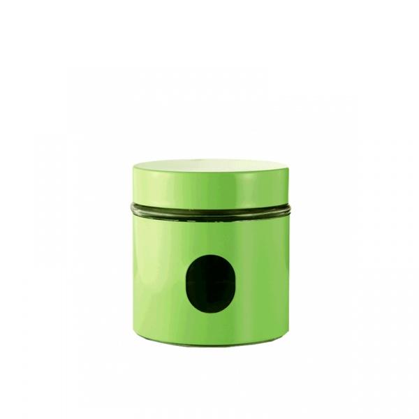 Pojemnik 0,75 l Brandani Jar zielony 56933