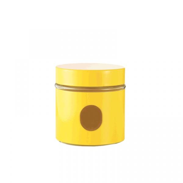 Pojemnik 0,75 l Brandani Jar żółty 56932