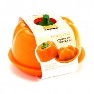 Pojemnik do przechowywania papryki MSC pomarańczowy