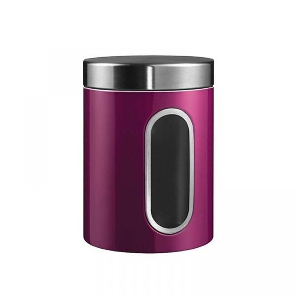 Pojemnik kuchenny 2 l Wesco fioletowy W-321204-36
