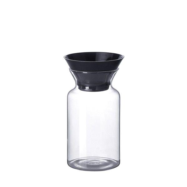 Pojemnik kuchenny do przechowywania 800 ml PO: czarny 724