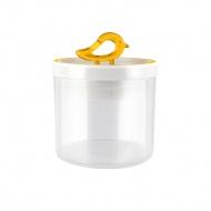 Pojemnik kuchenny żółty 400 ml  Livio