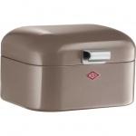 Pojemnik na chleb 18cm Mini Grandy Wesco ciepły szary