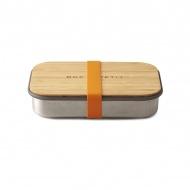 Pojemnik na kanapki Sandwitch Box 0,9 l BLACK+BLUM pomarańczowy