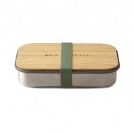 Pojemnik na kanapki Sandwitch Box 0,9 l BLACK+BLUM oliwkowy