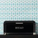 Pojemnik na pieczywo Kitchen Craft Lovello czarny