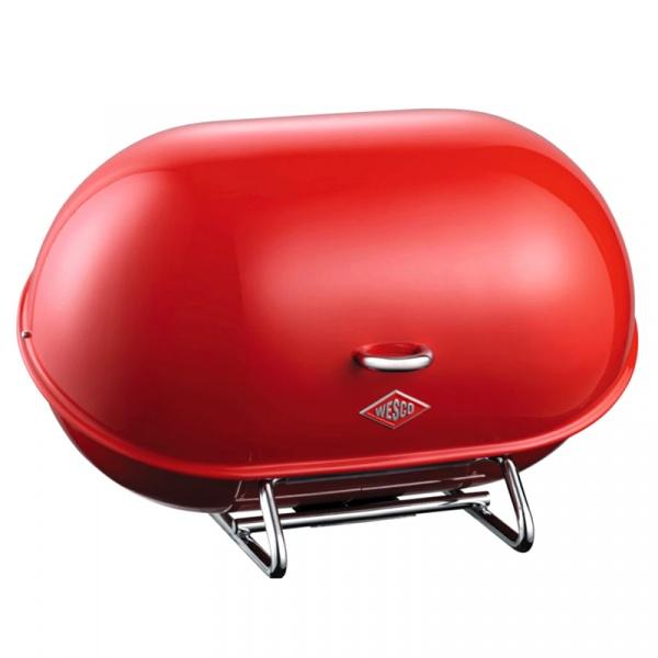 Pojemnik na pieczywo Wesco SingleBoy czerwony W-222101-02