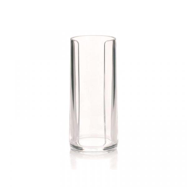 Pojemnik na płatki kosmetyczne Kela Clear KE-18488