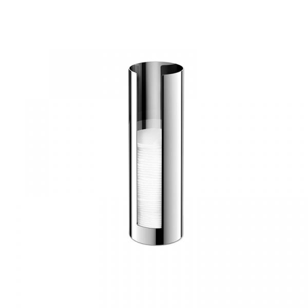 Pojemnik na płatki kosmetyczne Zack Scala polerowany ZACK-40091
