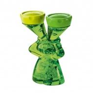 Pojemnik na soczewki Koziol Luke zielony