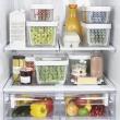 Pojemnik na warzywa i owoce GREENSAVER 1,5 l OXO Good Grips biało-przezroczysty 11139900MLNYK