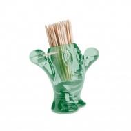 Pojemnik na wykałaczki 9,5 cm Koziol PICNIX eukaliptusowa zieleń KZ-3014656