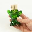 Pojemnik na wykałaczki Koziol Pic'nix zielony transparentny KZ-3014588